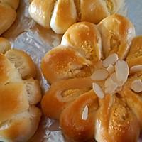 椰蓉面包(花式)的做法图解3