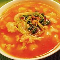 开胃酸汤鱼的做法图解14