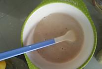 婴儿辅食之香蕉奶粉泥的做法