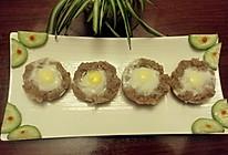 鹌鹑蛋肉盅的做法
