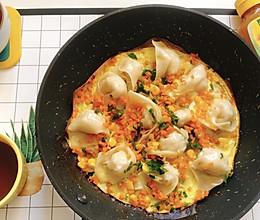 鸡胸肉低脂馄饨#太太乐鲜鸡汁玩转健康快手菜#的做法