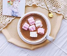 深秋暖汤—南瓜热可可的做法
