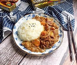 日式咖喱饭 家庭方便版的做法