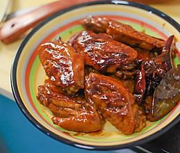 一份简单的红烧鸡中翅的做法