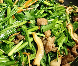 营养美来搭:鲍鱼、韭菜的做法