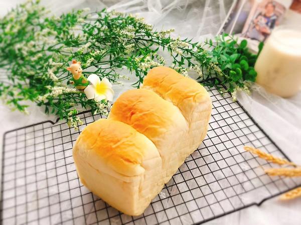 #精品菜谱挑战赛#中种北海道吐司的做法