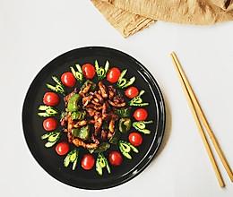 东北溜肉段#蔚爱边吃边旅行#的做法