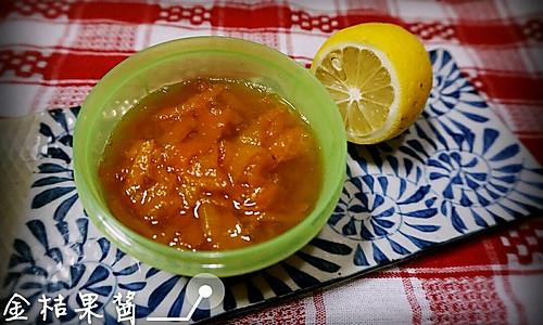 金桔果酱——简单四步的做法