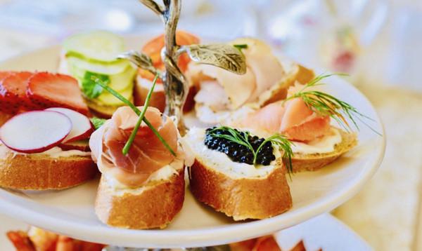 英式下午茶之:多味三文治的做法