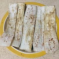 烤箱菜-桑拿培根卷的做法图解3