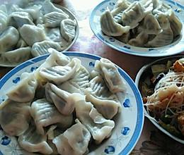 茴香馅饺子的做法
