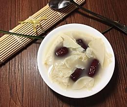 红枣油豆皮的做法