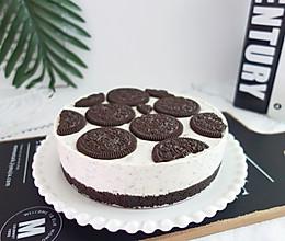#硬核菜谱制作人#奥利奥慕斯蛋糕的做法