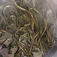 #精品菜谱挑战赛#凉拌海带丝的做法图解3