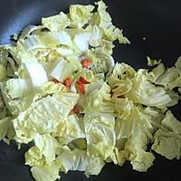 #父亲节,给老爸做道菜#酸辣白菜粉条的做法图解3