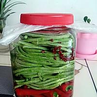 四川泡菜之泡豇豆的做法图解5
