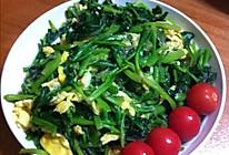 菠菜鸡蛋的做法