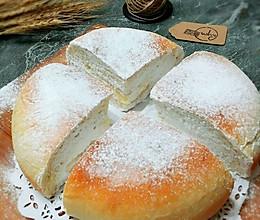 乳酪包#haollee烘焙课堂#的做法