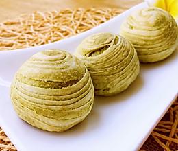 抹茶榴莲酥的做法