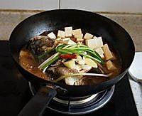 鱼头豆腐砂锅的做法图解6