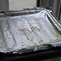 """金针菇培根卷--格兰仕""""百变金刚""""立式电烤箱使用报告3的做法图解7"""