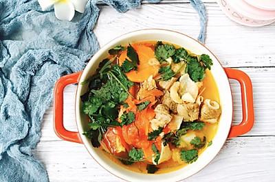牛气冲天—番茄胡萝卜牛腩汤