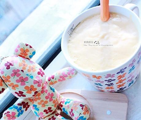 养颜美容的木瓜酸奶奶昔