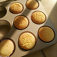 圣诞杯子海绵蛋糕#安佳烘焙学院#的做法图解10
