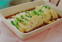 小葱拌豆腐#菁选酱油试用#的做法
