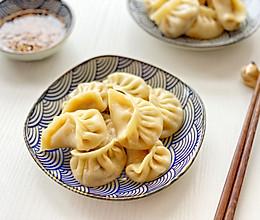 #名厨汁味,圆中秋美味#烫面蒸饺的做法