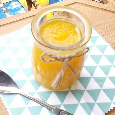 【小豆的健康菜谱】之——芒果果酱