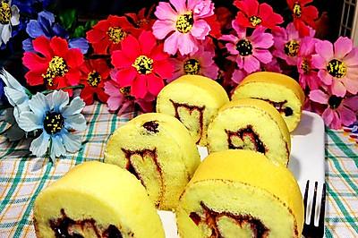 双莓瑞士卷