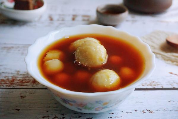 小圆子糖芋艿的做法