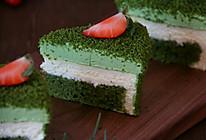火遍朋友圈的双重北海道芝士蛋糕:的做法