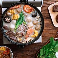 骨汤火锅 | 日食记