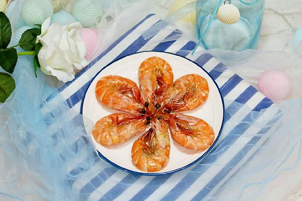 清水煮虾✧宝宝辅食的做法