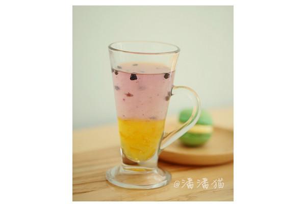 黑枸杞柚子燕窝饮的做法