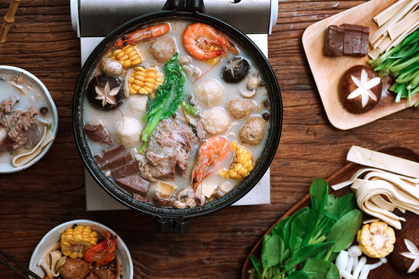 骨汤火锅 | 日食记的做法