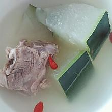 冬瓜骨头汤