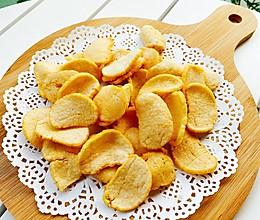 香脆虾片的做法