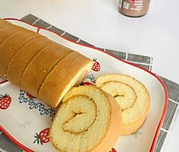 不鼓包不开裂蛋糕卷的做法