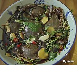 潮音潮人:潮汕腌蟹的做法