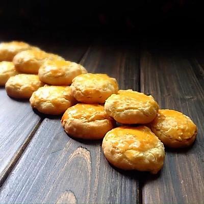 花生司康饼~超香超好吃