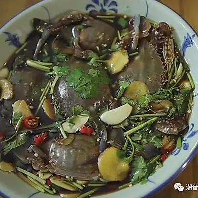 潮音潮人:潮汕腌蟹