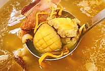 虫草花鲍鱼鸡汤的做法