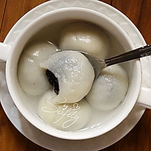 麻蓉汤圆#爱的暖胃季-美的智能破壁料理机#