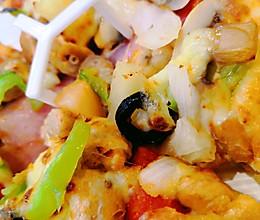 #尽享安心亲子食刻#披萨的做法