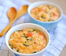 冬日快手暖身早餐 番茄疙瘩汤的做法