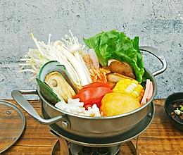 一个人的夏日海鲜小火锅的做法
