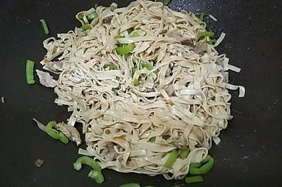 [简单]尖椒干豆腐